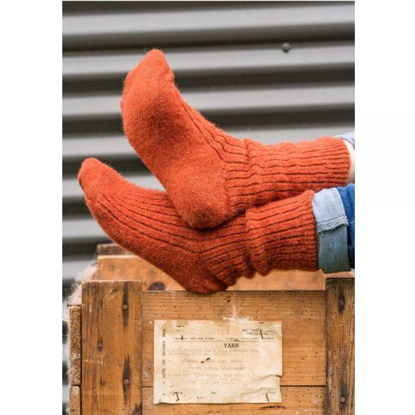 Alpaca Health Sock (Style 01C)