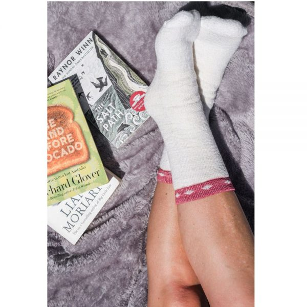 Super Soft Thermal Bed Sock (Style 28B)
