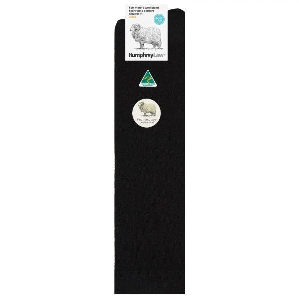 67% Fine Merino Wool Cushion Sole Knee High Ladies' Sock® (Style 87H)