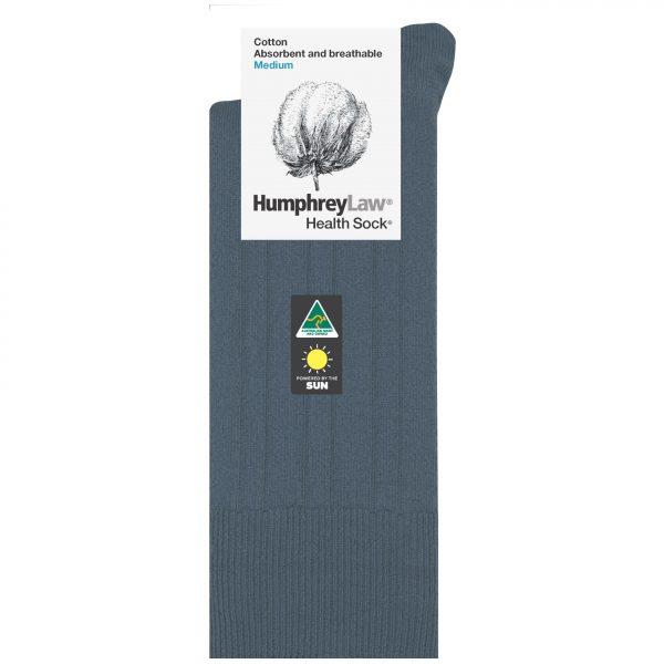 95% Mercerised Cotton Men's Health Sock® (Style 59C)