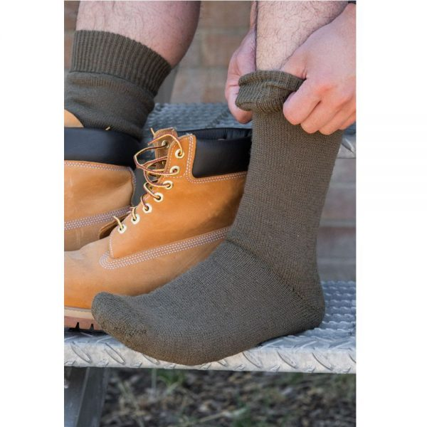 Genuine Army Sock (Style 66F)