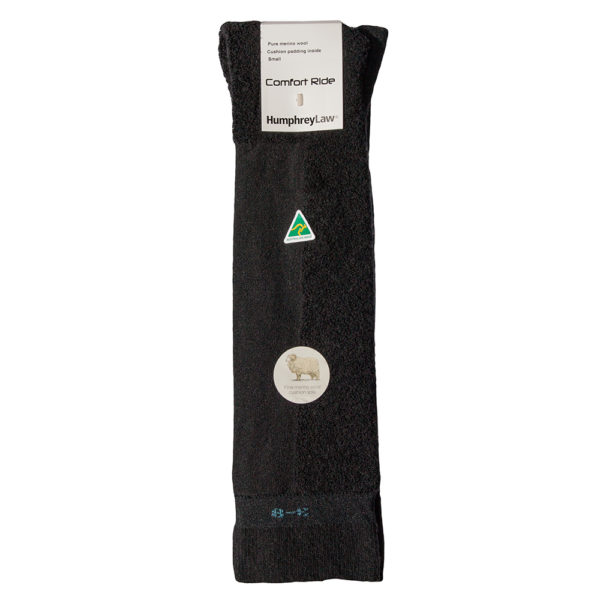 Comfort Ride Cushion Sole and Shin for Riders - (14K) 1