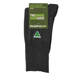 The Grass Seed Sock - (22C)