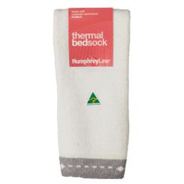 Super Soft Thermal Bed Sock - (28B)