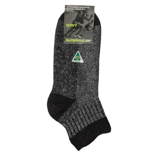 Wool/Coolmax Sport Health Sock®  - (33A)