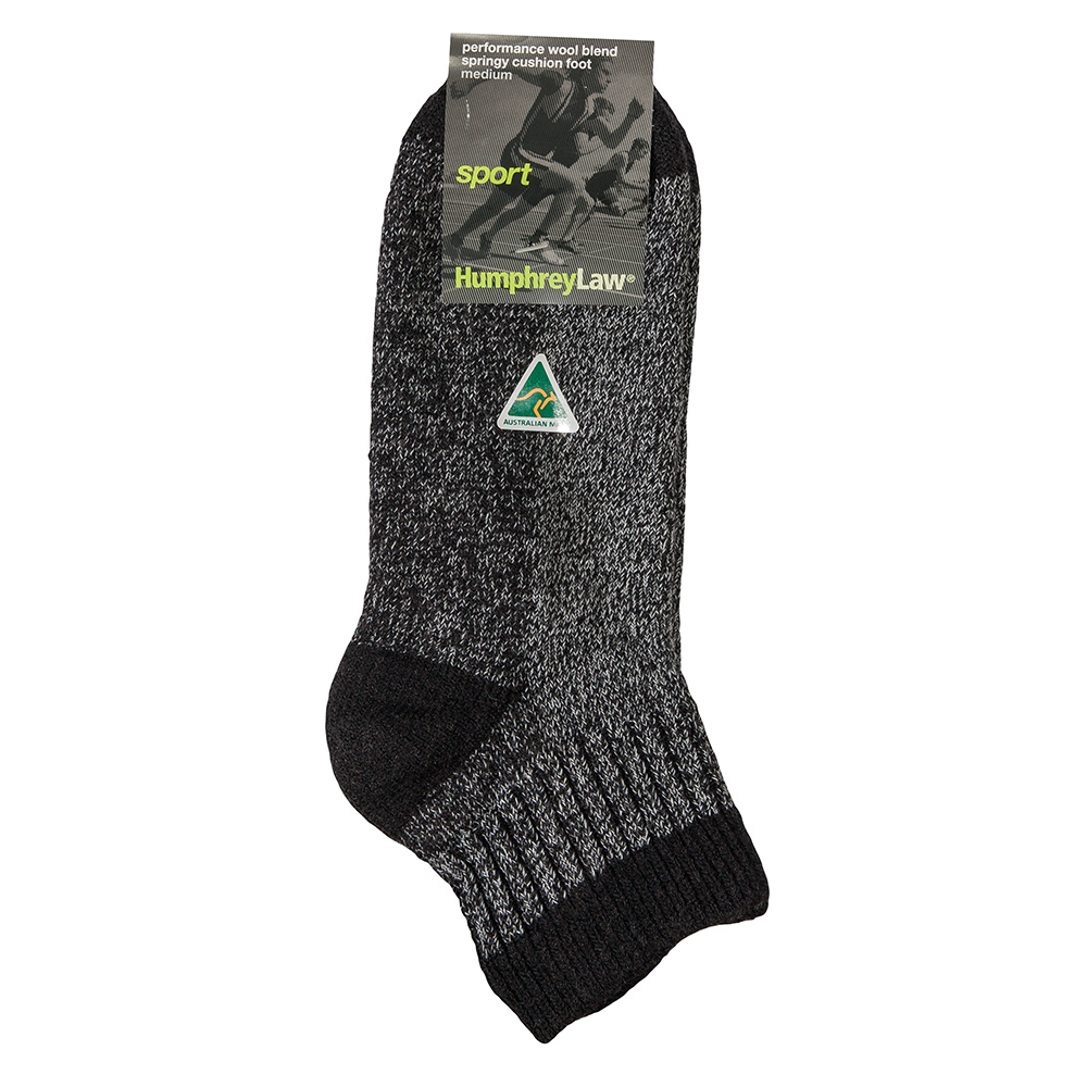 Wool/Coolmax Sport Health Sock®  - (33A)