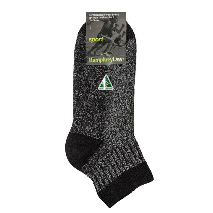 Wool/Coolmax Sport Health Sock® (Style 33B)