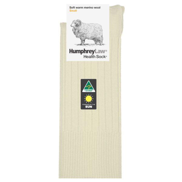 95% Fine Merino Wool Ladies' Health Sock® (Style 41C)