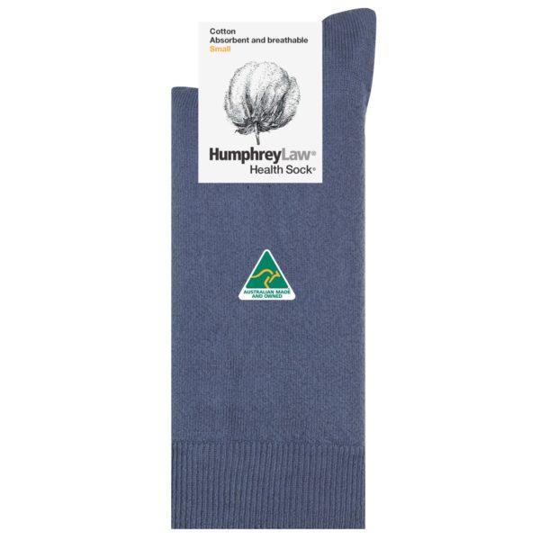 95% Mercerised Cotton Ladies' Health Sock® (Style 50C)