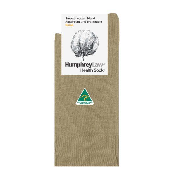 85% Mercerised Cotton Ladies' Health Sock® (Style 57C)